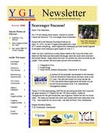 Young Government Leaders Newsletter - Summer 2008