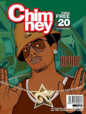Chimney  Magazine issue 20