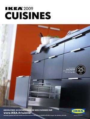 Calam O Ikea 2009 Cuisines Fr