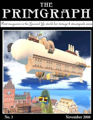 The Primgraph: Issue 3 - Nov. 2008