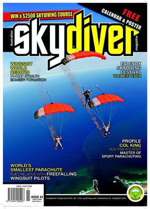 Australian SKYDIVER Magazine Issue 43