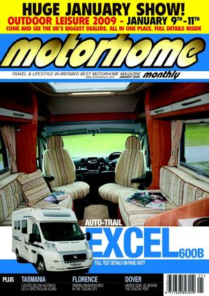 January 2009 - Motorhome Monthly Magazine