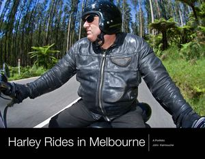 Harley Rides in Melbourne Edition 2