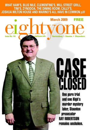 eightyone : march 2009