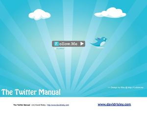 The Twitter Manual