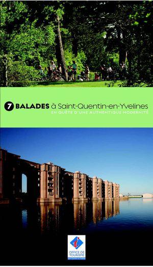 Calam o 7 balades saint quentin en yvelines for Balades yvelines