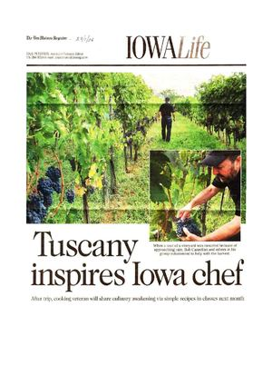 Cretaiole Tuscany - Iowa Life Articles