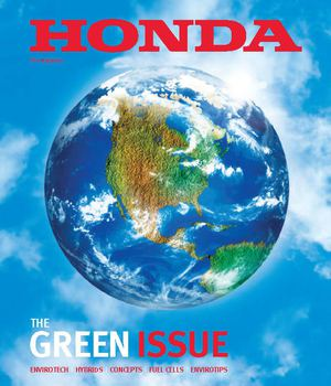 Honda Green Issue