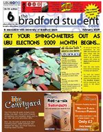Bradford Student Newspaper Feb'09