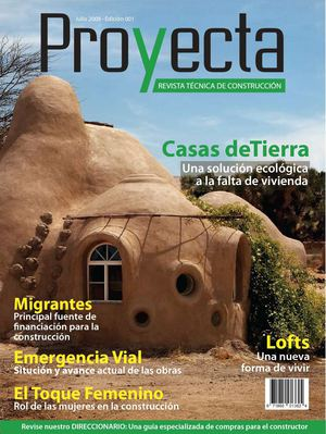 revista PROYECTA jun22
