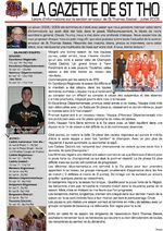 La gazette de Saint Thomas Basket - Juillet 2009