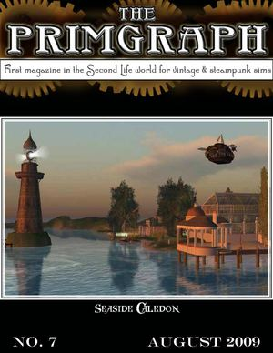 The Primgraph: Issue 7 - September 2009