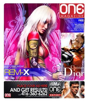 One Magazine Issue 17 Vol 01 - August 20th, 2009