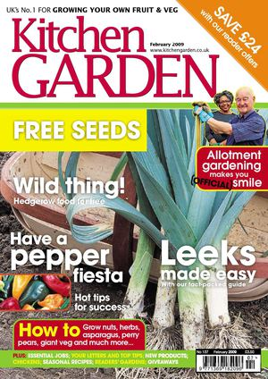 Calamo Kitchen Garden Magazine