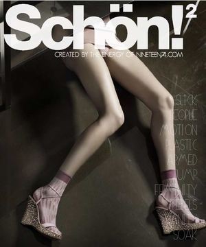 Schön! Magazine Volume 2 - Be Intoxicated!