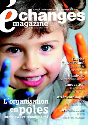 Echanges magazine N°58