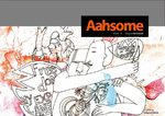 "Aahsome Magazine — Issue 01, Themed ""Freedom"""