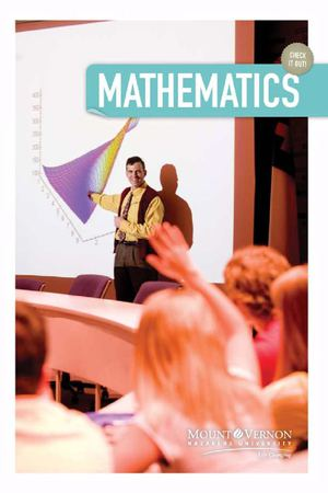 Mathematics Department Brochure