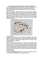 www.aypearl.com teach Five announcements to protect your pearl jewelry