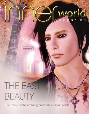 InnerWorld Magazine # 12 in English