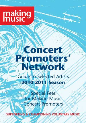 Concert Promoters' Network 2010-11