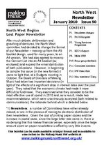 MMNW Newsletter Jan 2010 Issue 50