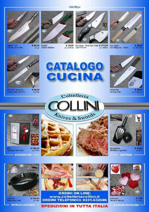 Calam o casalinghi coltelli da cucina pasticceria for Articoli per pasticceria