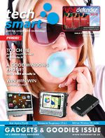 TechSmart 77, February 2010, The Gadgets and Goodies Issue