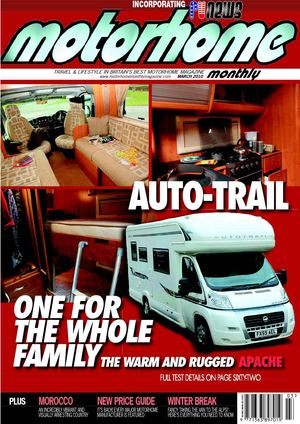 March 2010 - Motorhome Monthly Magazine
