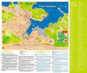 Plan Ville Collioure