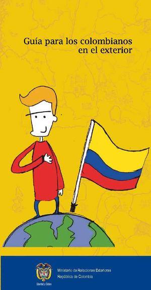 Calam O Guia Para Los Colombianos En El Exterior