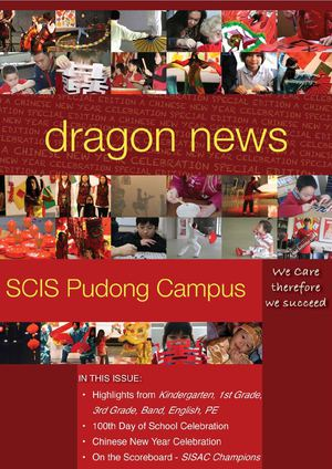 Dragon News Issue 9 Feb. 5, 2010