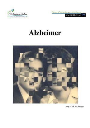 maladie d'alzheimer pdf