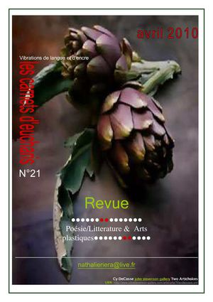 Bulletin des carnets d'eucharis n°21 - avril 2010