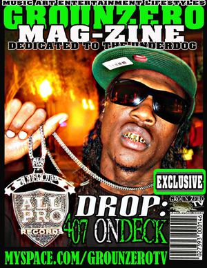 "Grounzero Mag-zine: Nic Dime ""He's So Colorado!"""