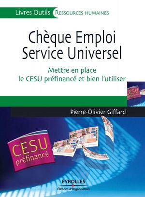 Calam o ch que emploi service universel for Jardinier cheque emploi service