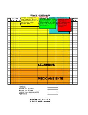 Formatos Inspeccion de Seguridad Vehiculos.xls