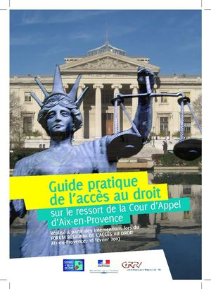 GUIDE ACCES AU DROIT