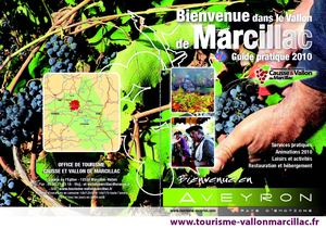 Guide pratique causse et vallon de Marcillac