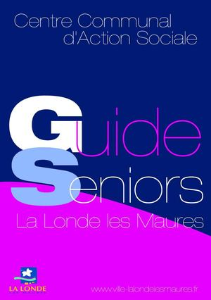 Guide Seniors du CCAS 2010