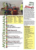 Motorkhana News May 2010