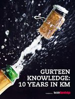 Gurteen Knowledge: Ten Years in KM