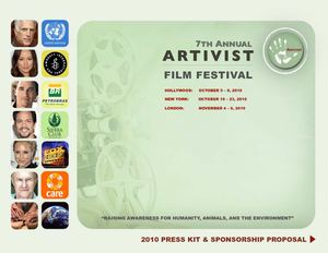 2010 ARTIVIST - Press Kit & Sponsorship Proposal.pdf