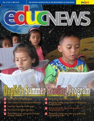 DepEd's Summer Reading Program