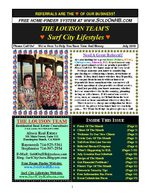 Surf City Lifestyles Newsletter - July 2010