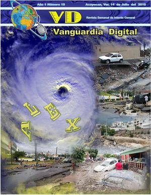 """Vanguardia Digital"" No. 19"