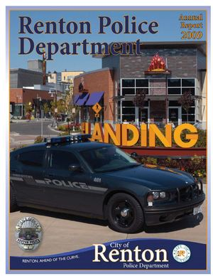 City of Renton Police Department 2009 Annual Report