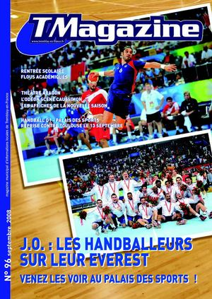 Tremblay Magazine n°96 - Septembre 2008