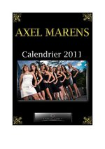 axel marens calendrier 2011
