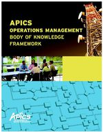 APICS Operations Management Body of Knowledge Framework